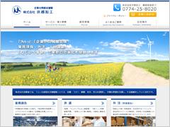 株式会社 京都加工  Webサイト
