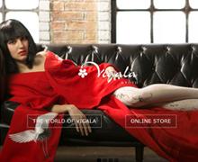 VIGALA KYOTO Webサイト